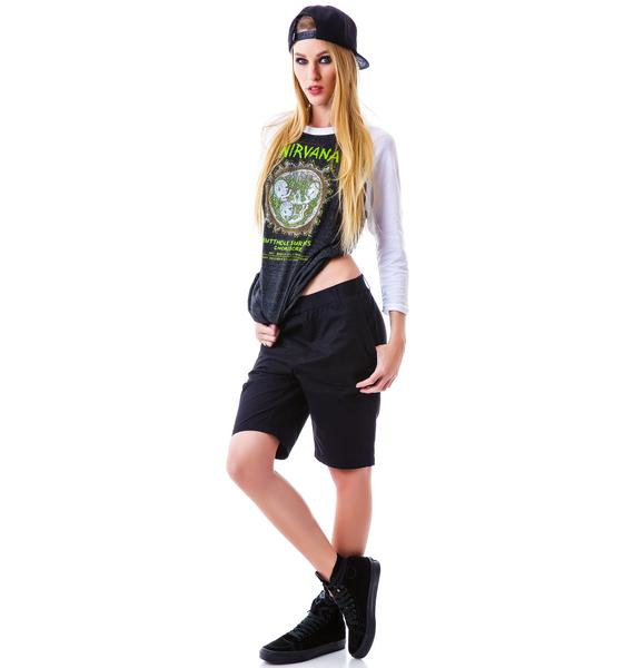 Cheap Monday Lounging Shorts