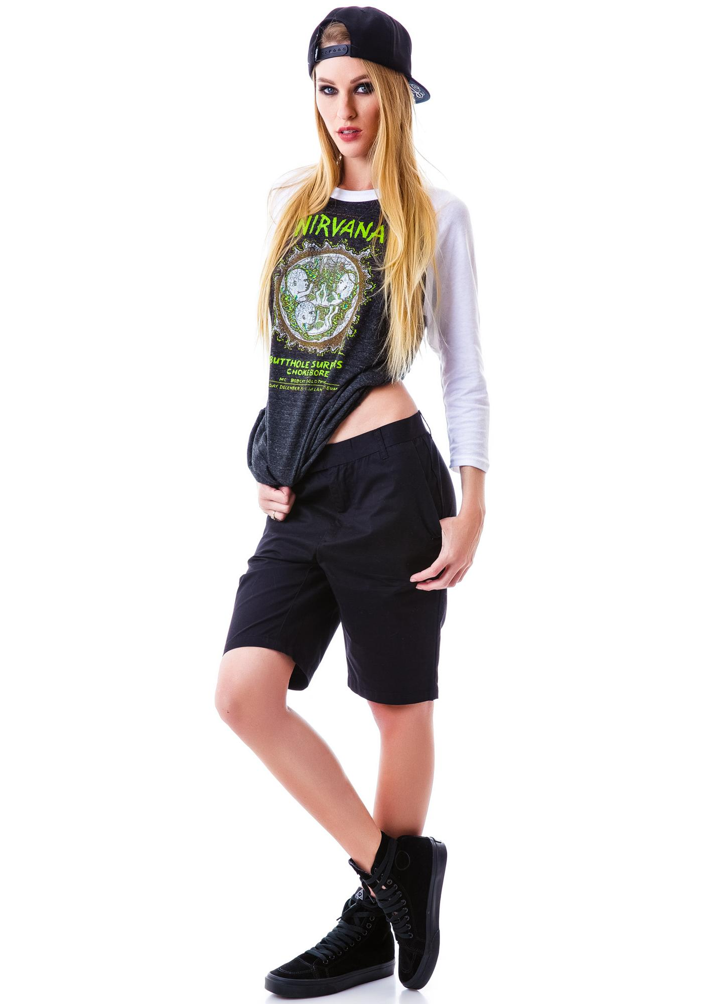 Cheap Monday Lounging Shorts