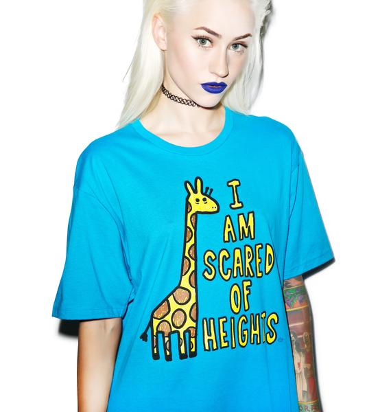 Scared Of Heights Tee