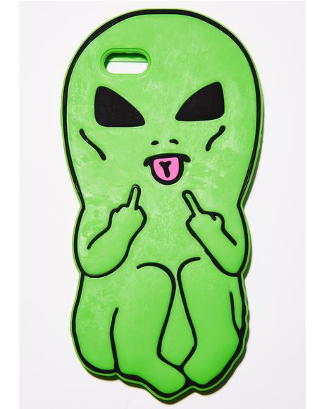 Lord Alien Iphone Case