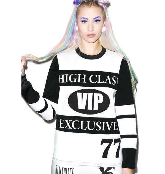 Joyrich VIP High Class Long Sleeve Tee
