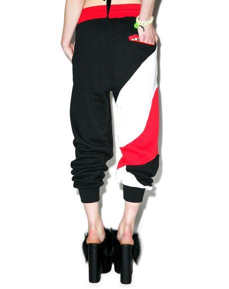 Felix Color Block Pants
