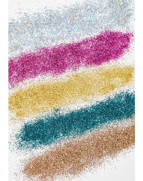 Love Lust Disco Glitter Vault Set