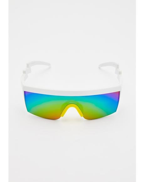 Pure Turbo Thot Shield Sunglasses