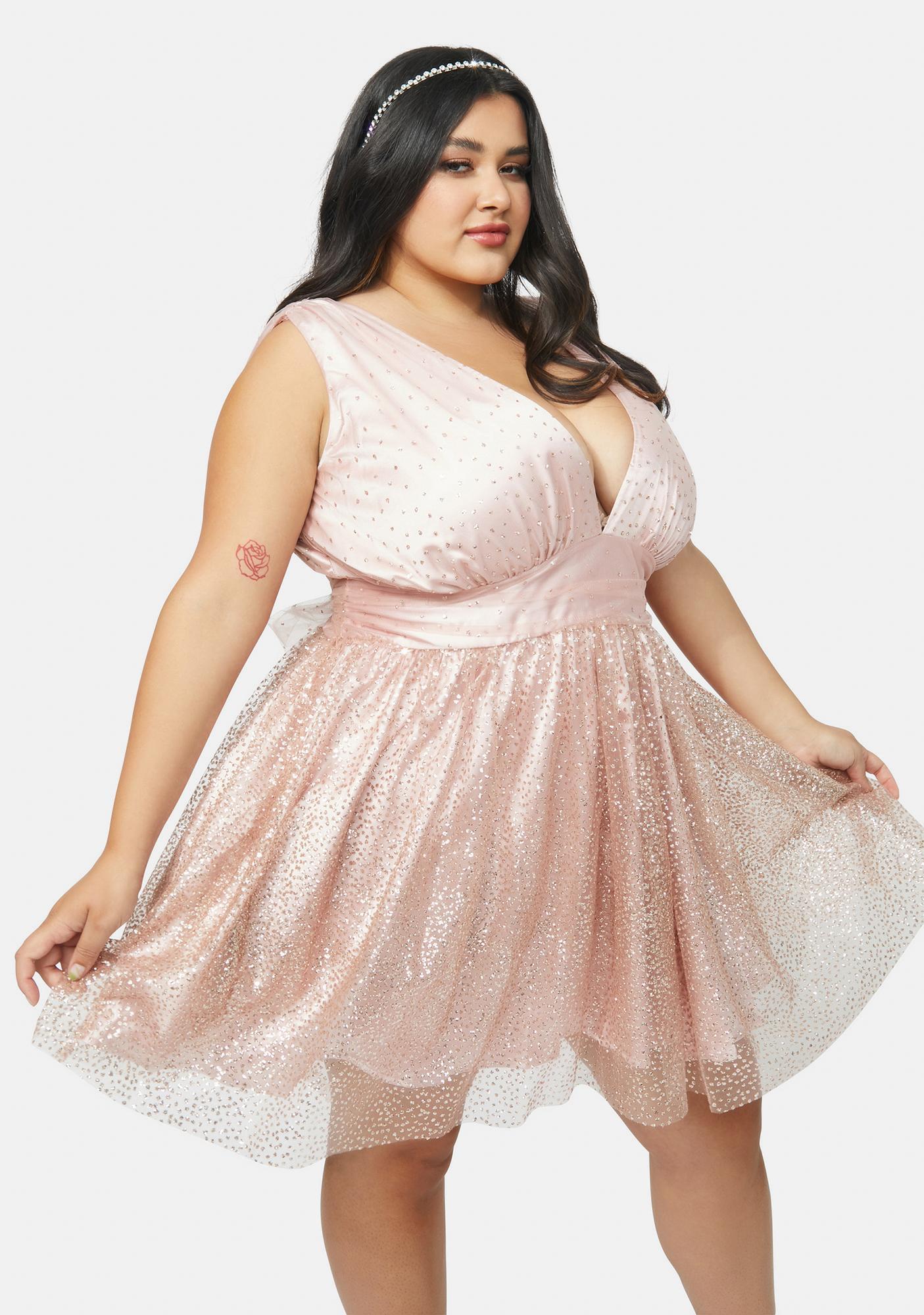 Sugar Thrillz Always High Class Sass Tulle Dress