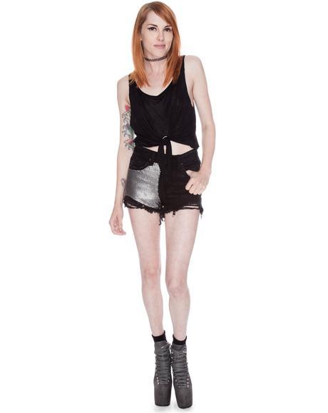 Metal Shorts