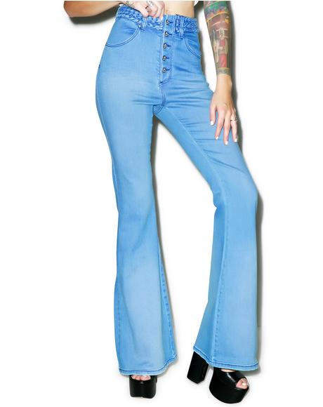 Dylan Flare Jeans