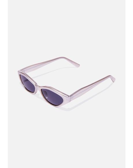 White Brooke Sunglasses