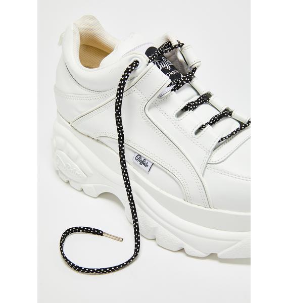 Cute Laces Polka Dot Shoelaces