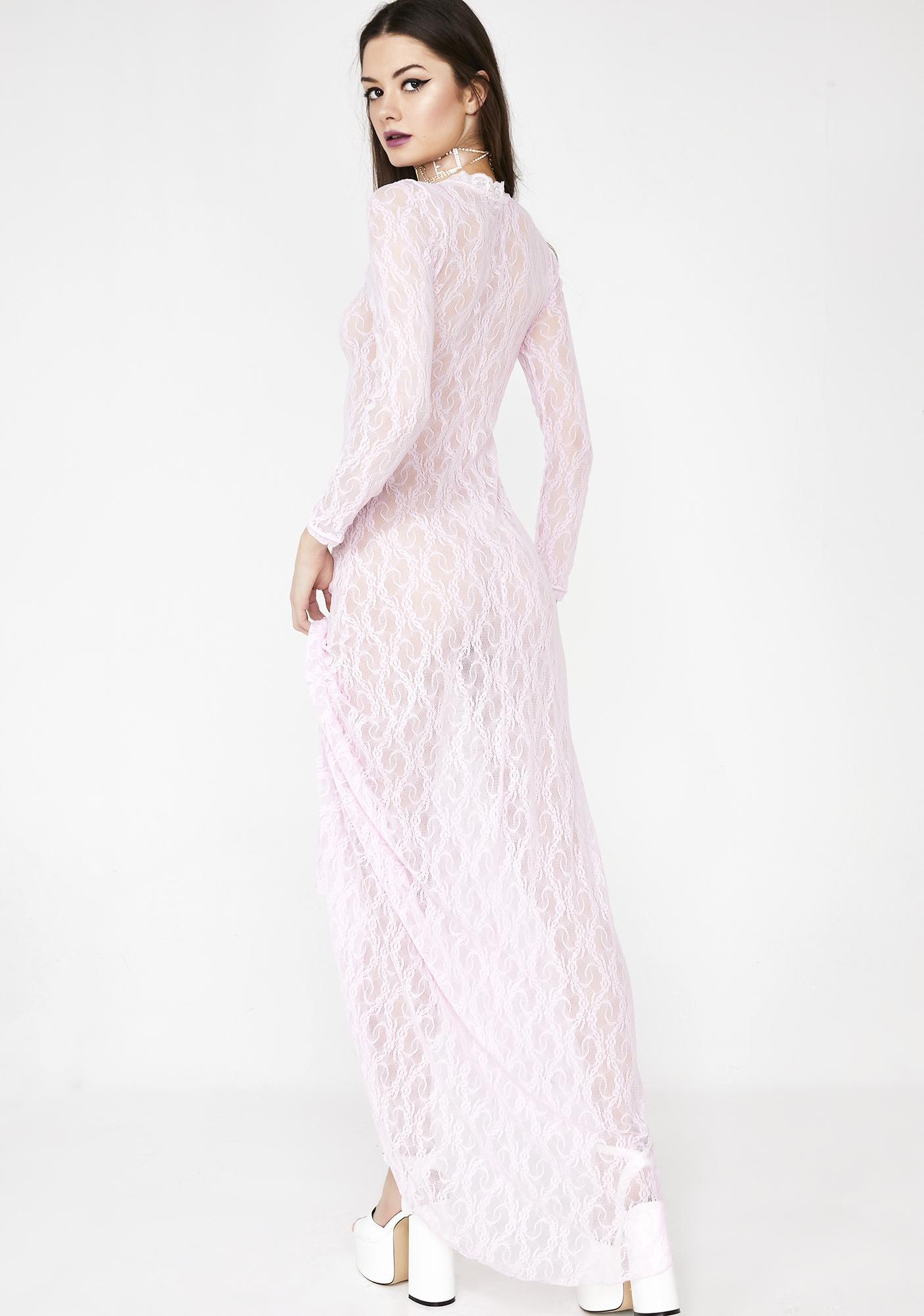 Sweet Treat Lace Dress