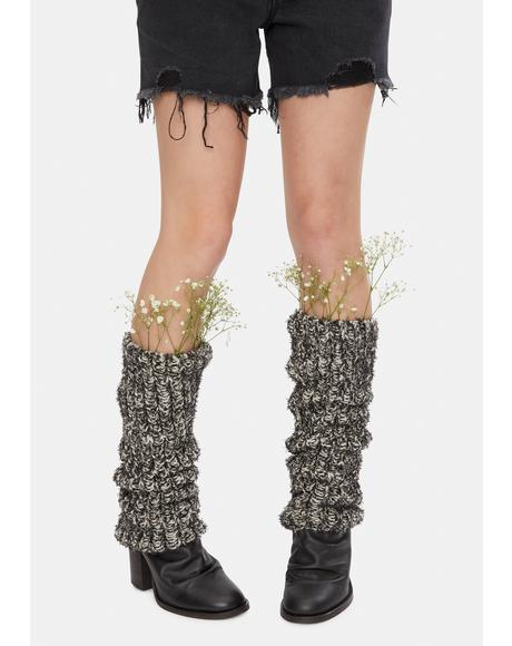 Ursula Ultimate Knit Legwarmers