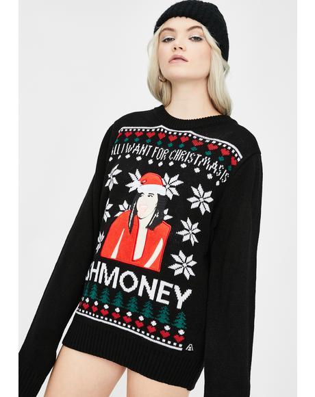 Shmoney Sweater