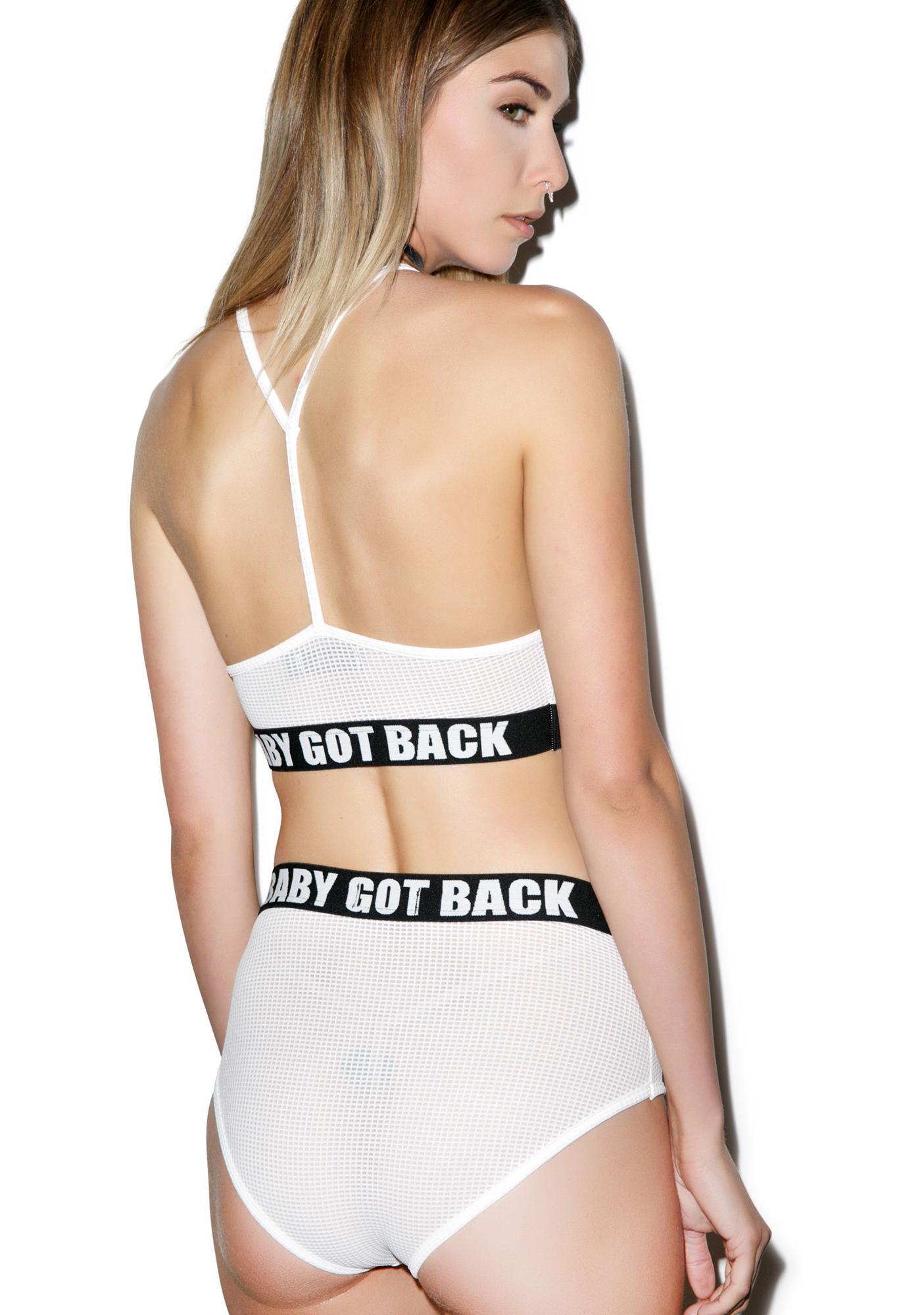 Baby Got Back Sporty Underwear Set