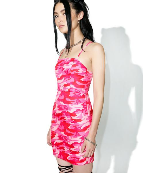 Viva Forever Mini Dress