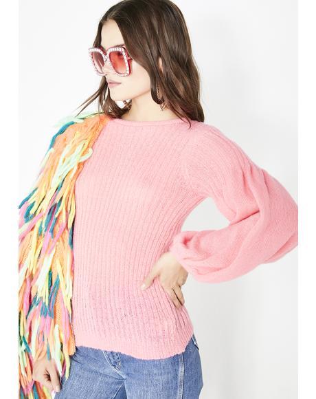 Coquina Knit Top