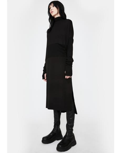 Code Knit Tunic