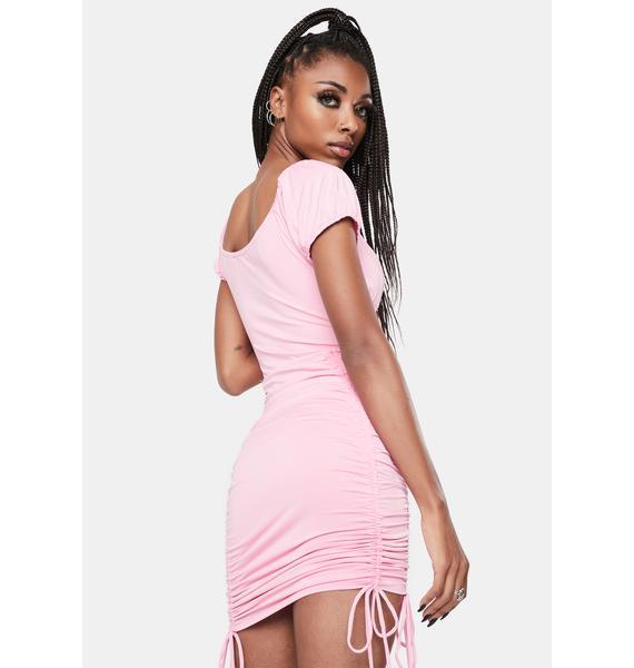Livid Dreamer Mini Dress