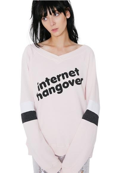Internet Hangover Beach Jumper