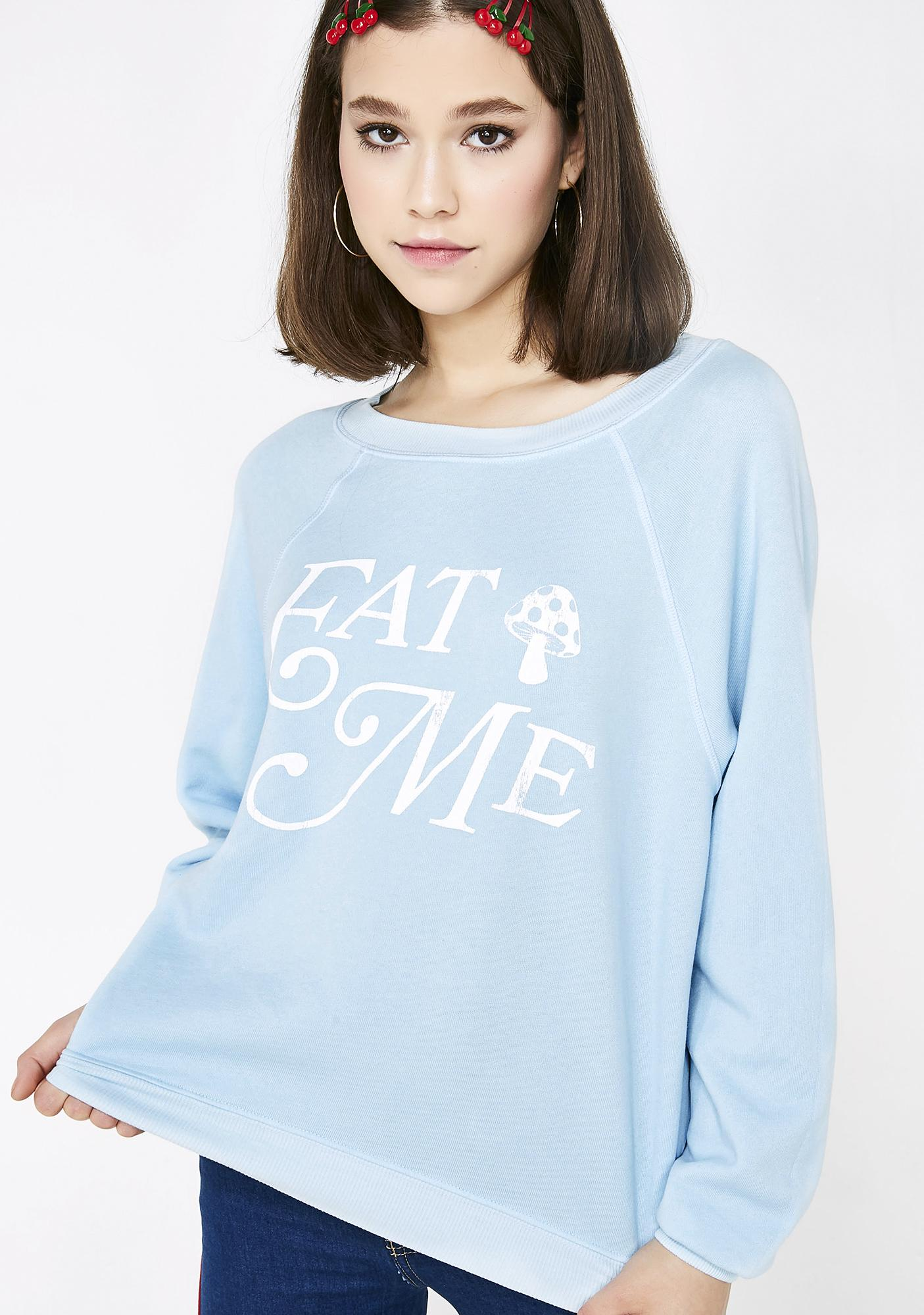 0781eb6858 Wildfox Couture Eat Me Sommers Sweater | Dolls Kill