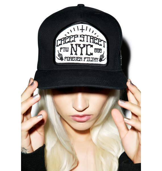 Creep Street Horror Snapback