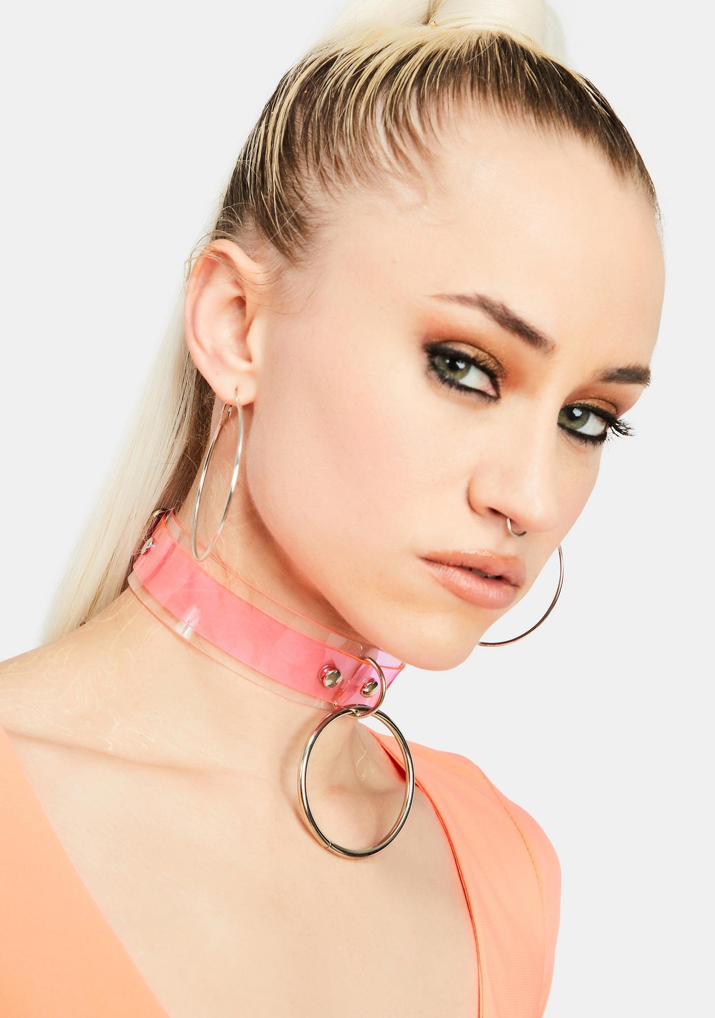 Single You Out O-Ring Choker