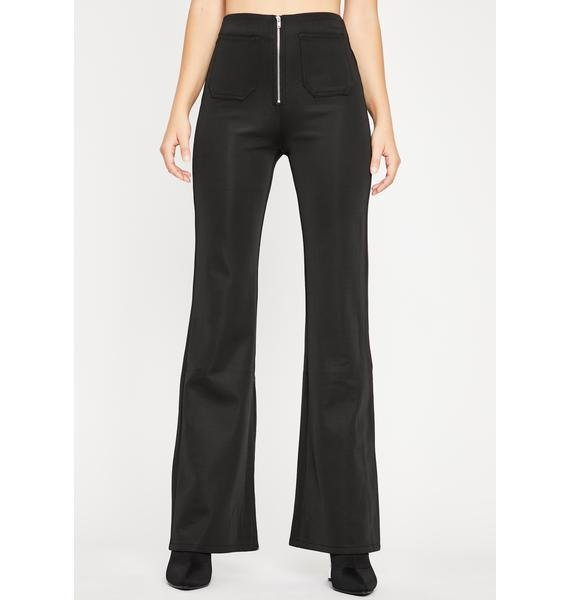 Finish Strong Flared Trousers