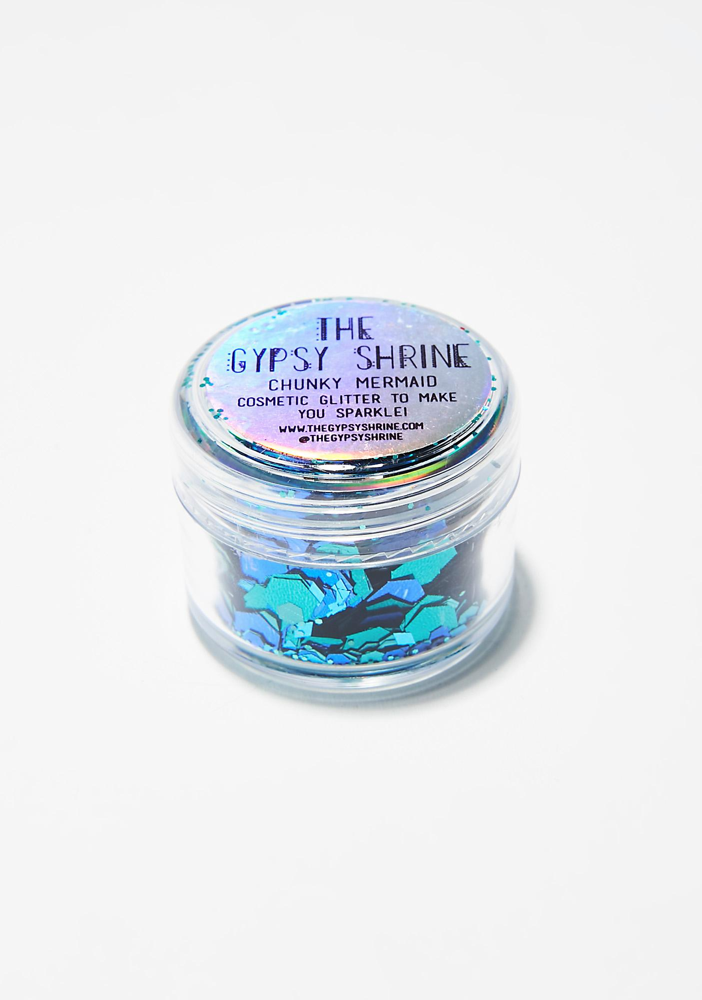 The Gypsy Shrine Mermaid Chunky Glitter