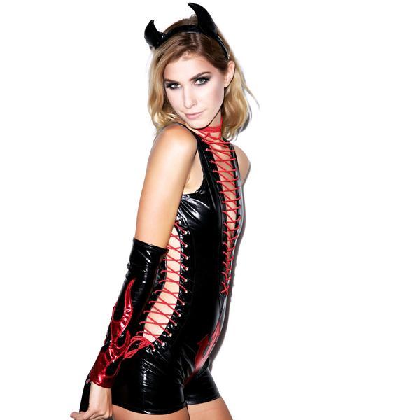 Dark Fantasy Costume