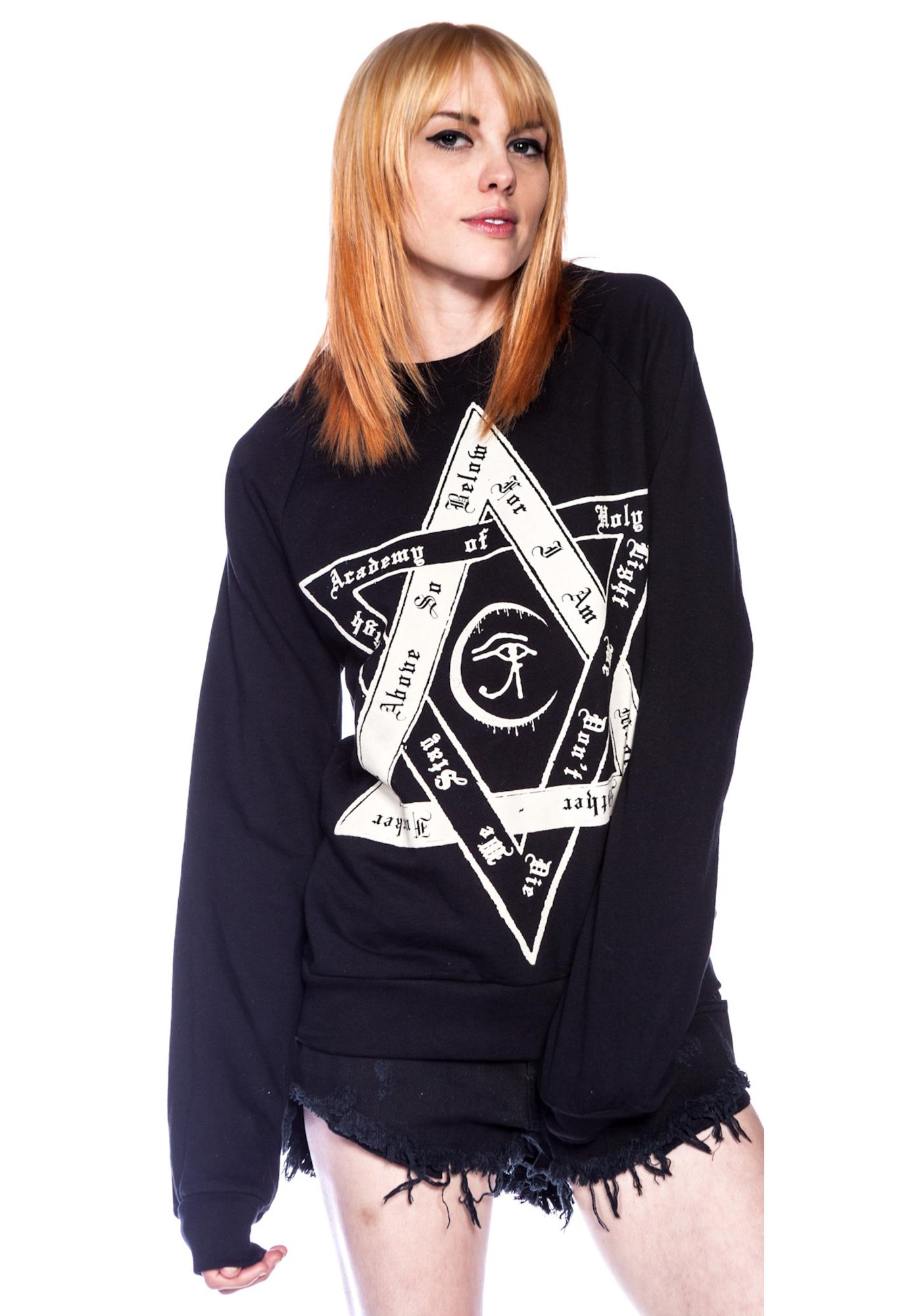 Holy Light Crew Sweater