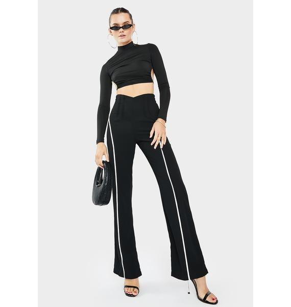 THE KRIPT Polly Flare Pants