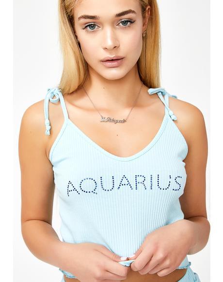 Aquarius AF PJ Top