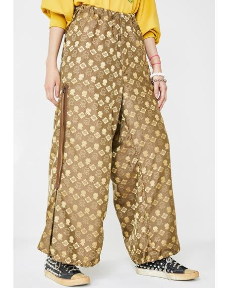 The Muppets Wide Leg Pants