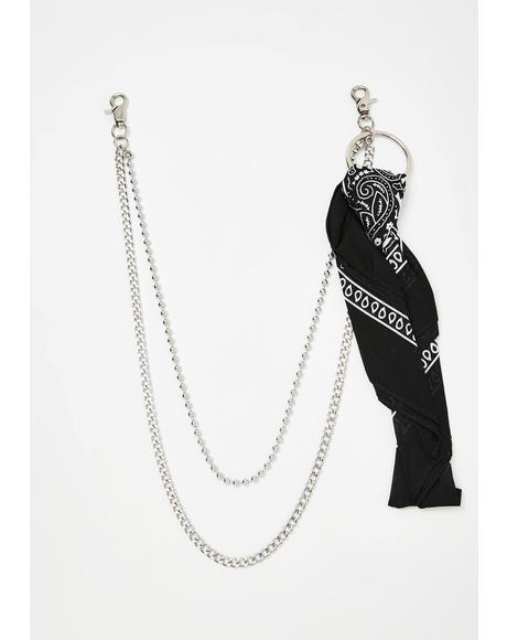 Night Party N' BS Chain Belt