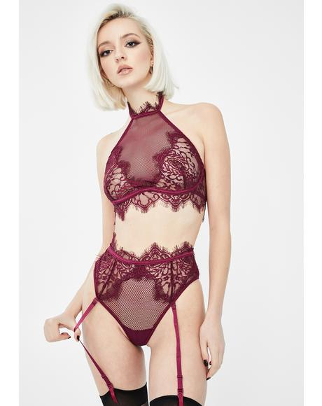 Late Night Treats Lingerie Set