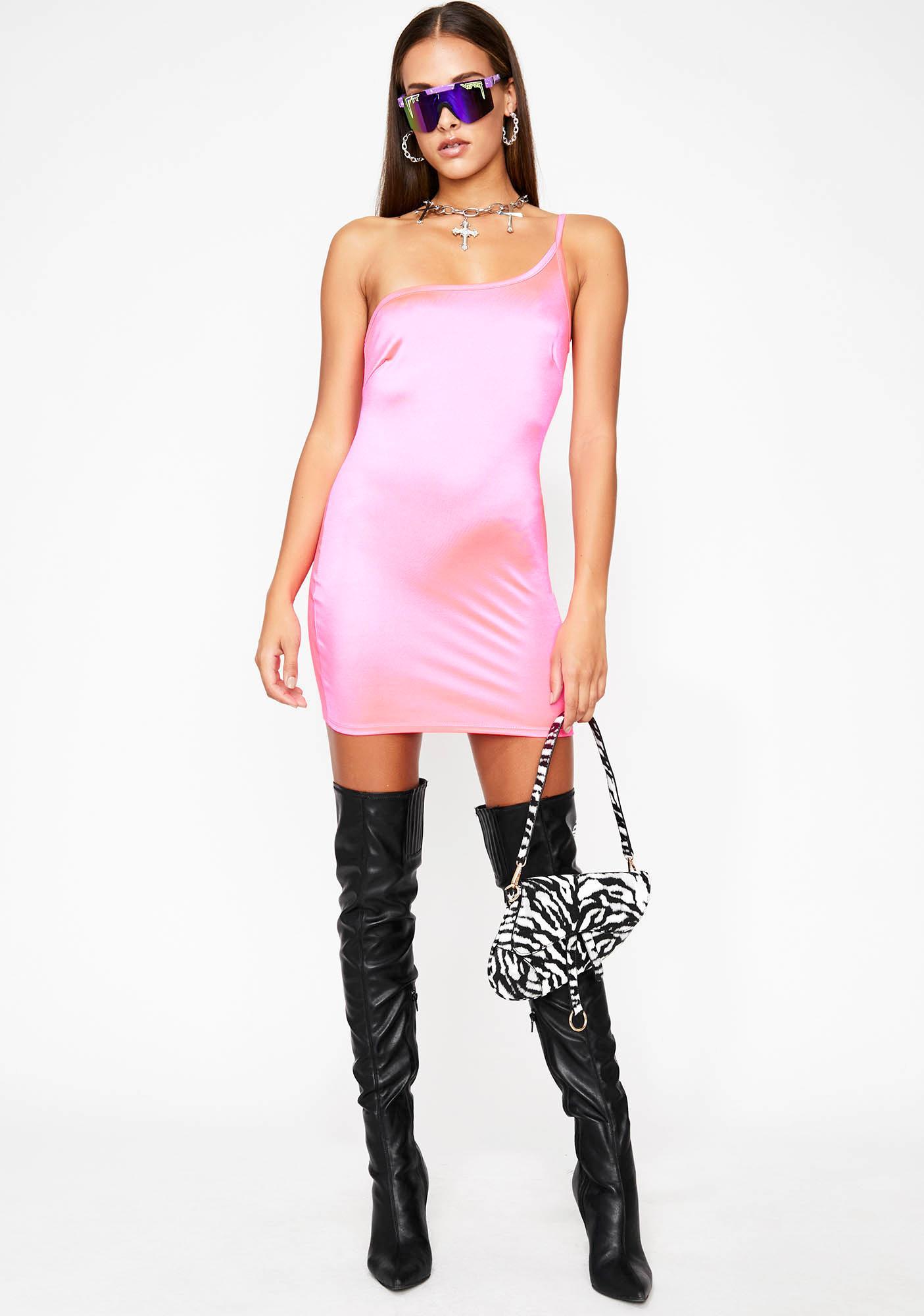 Pixie Babe On Fire Mini Dress