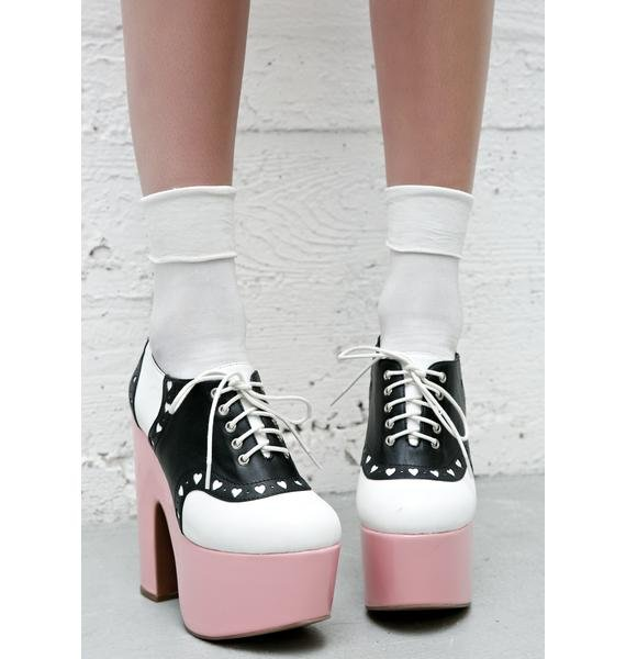Sugar Thrillz Peggysue Platforms