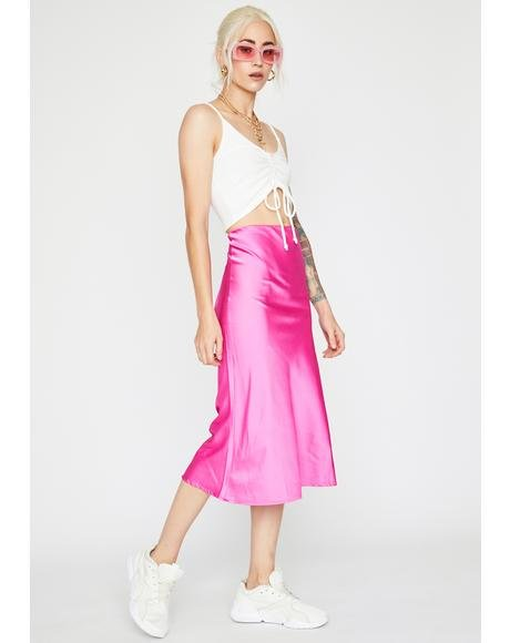 Candy Mainstream Mami Midi Skirt