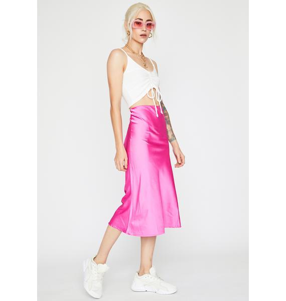 Candy Mainstream Mami Midi Skirt
