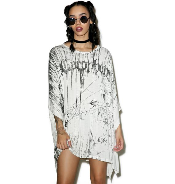 Widow Assimilate Oversized Top