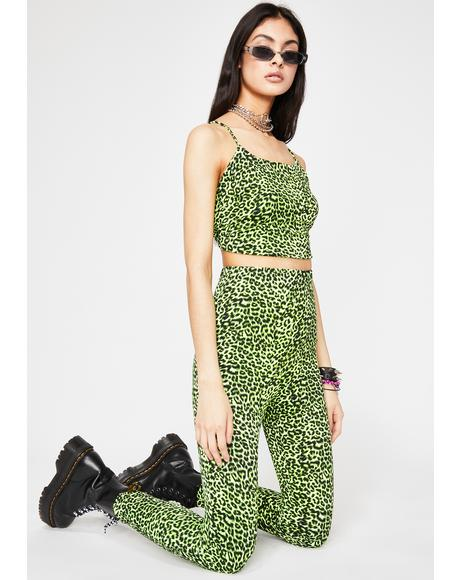Ganja Purrrfection Leopard Set