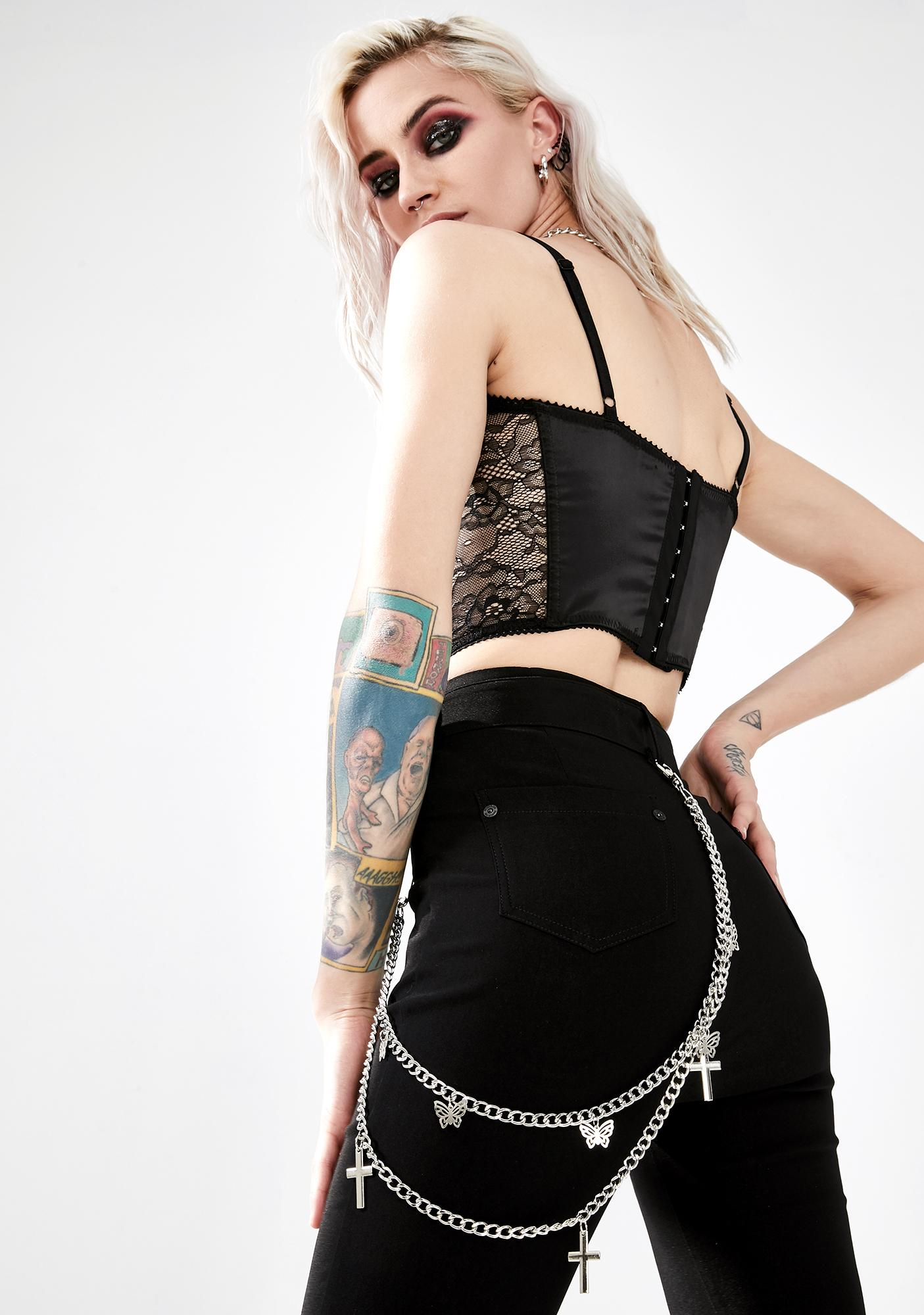Fly Me To Heaven Belt Chain