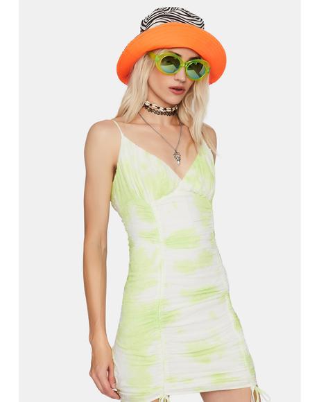 Circling My Mind Mini Dress