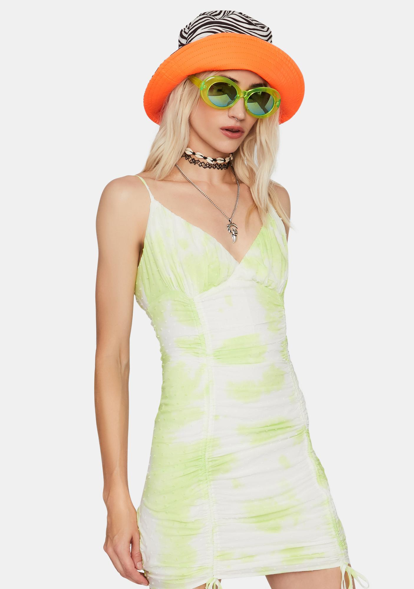 Circling My Mind Mini Dress
