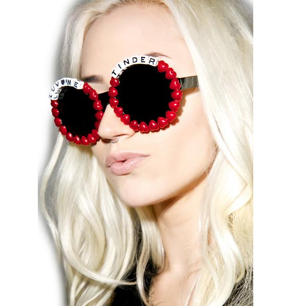 Rad and Refined Tru L0V3 Sunglasses