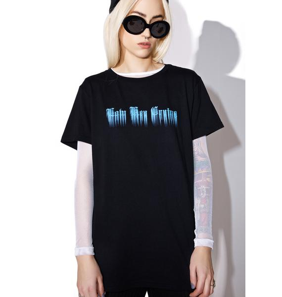Youth Machine Low Key Crying Tee