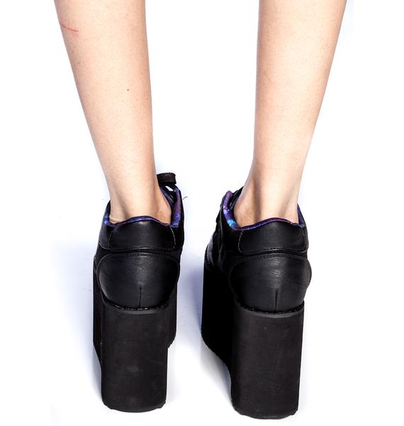 Y.R.U. Qozmo Platform Shoes