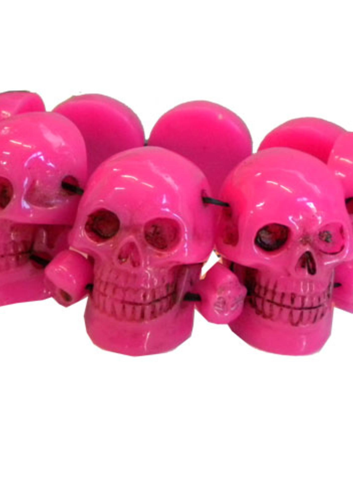 Kreepsville 666 Skull Collection Bracelet