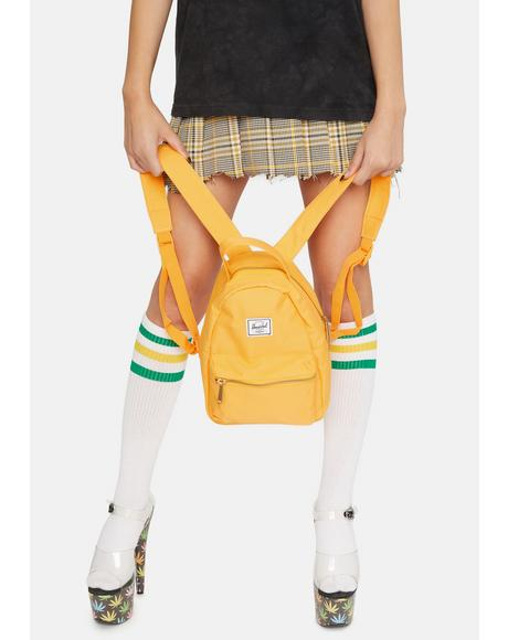 Blazing Orange Mini Nova Backpack
