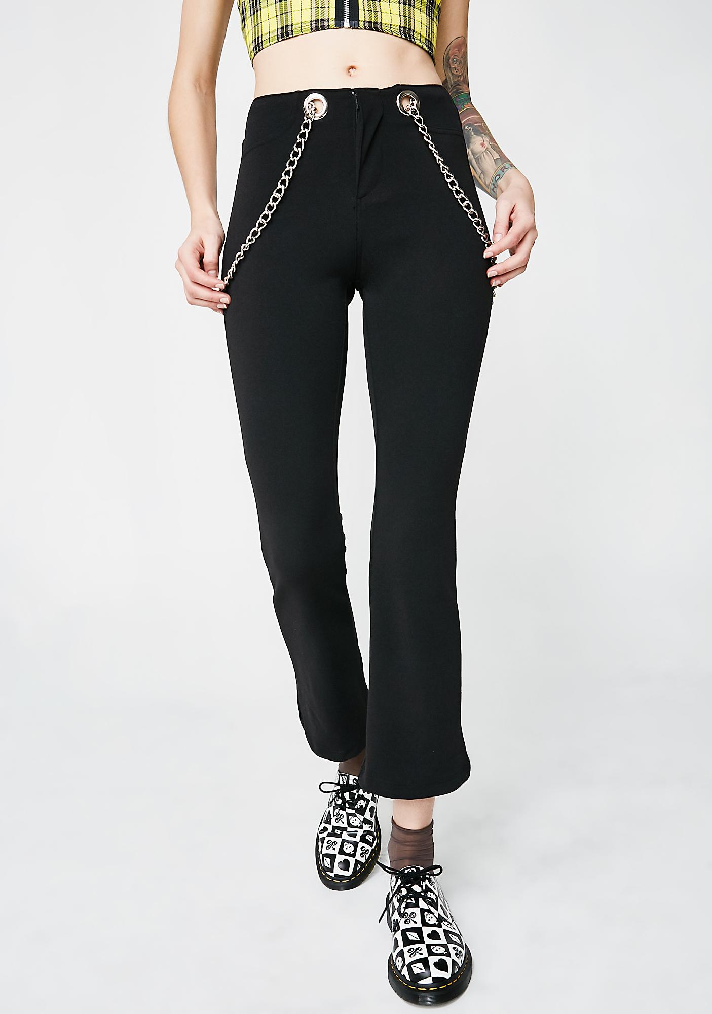 Kiki Riki G Thang Chain Trousers