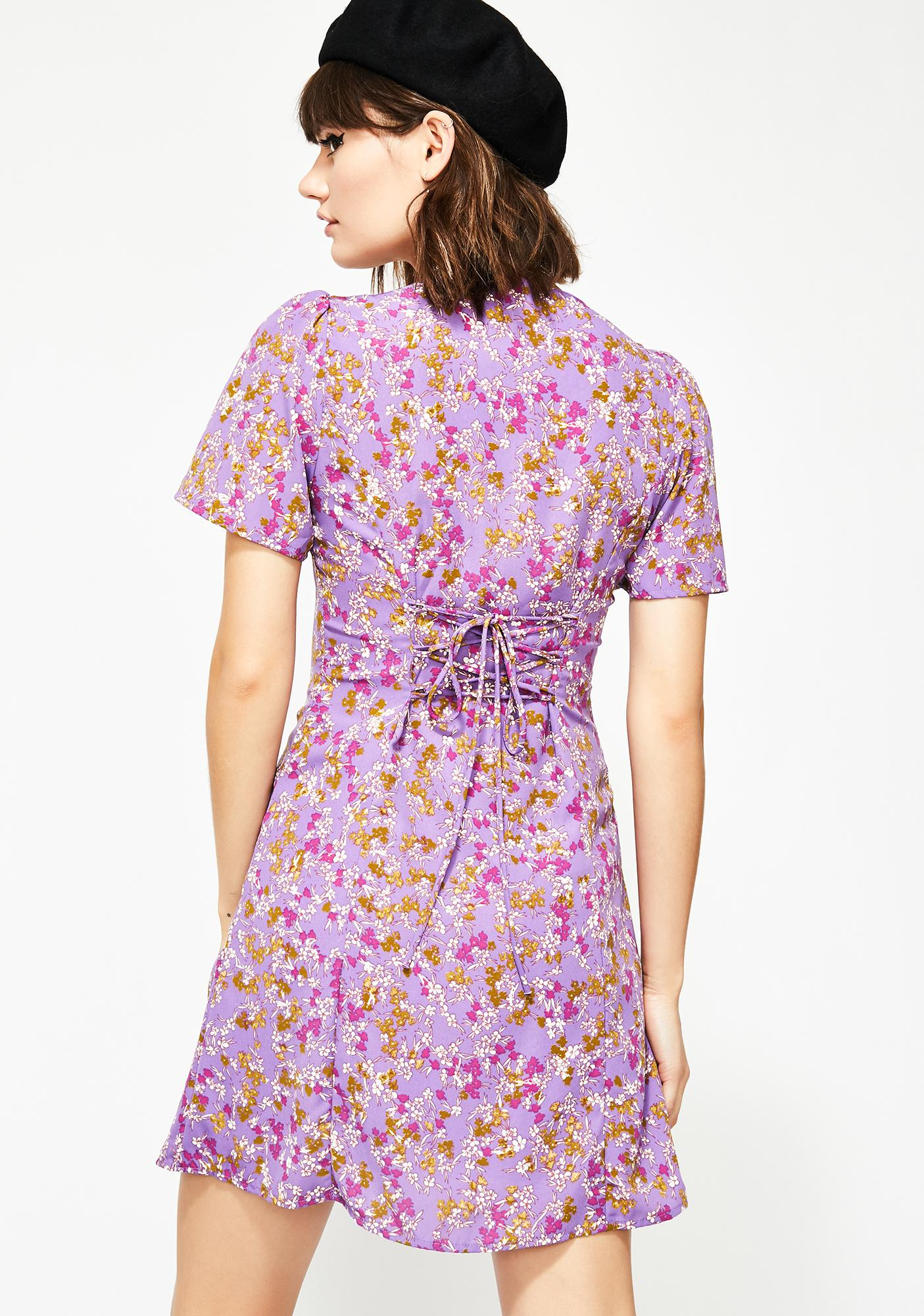 Young Angst Floral Dress